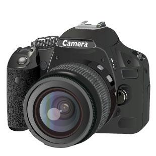 写真撮影と写真販売のイメージ